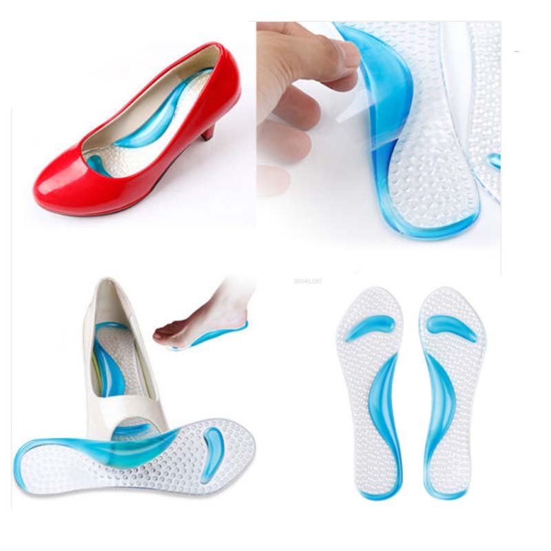 Silicone Gel Care Shoe Feet Insole