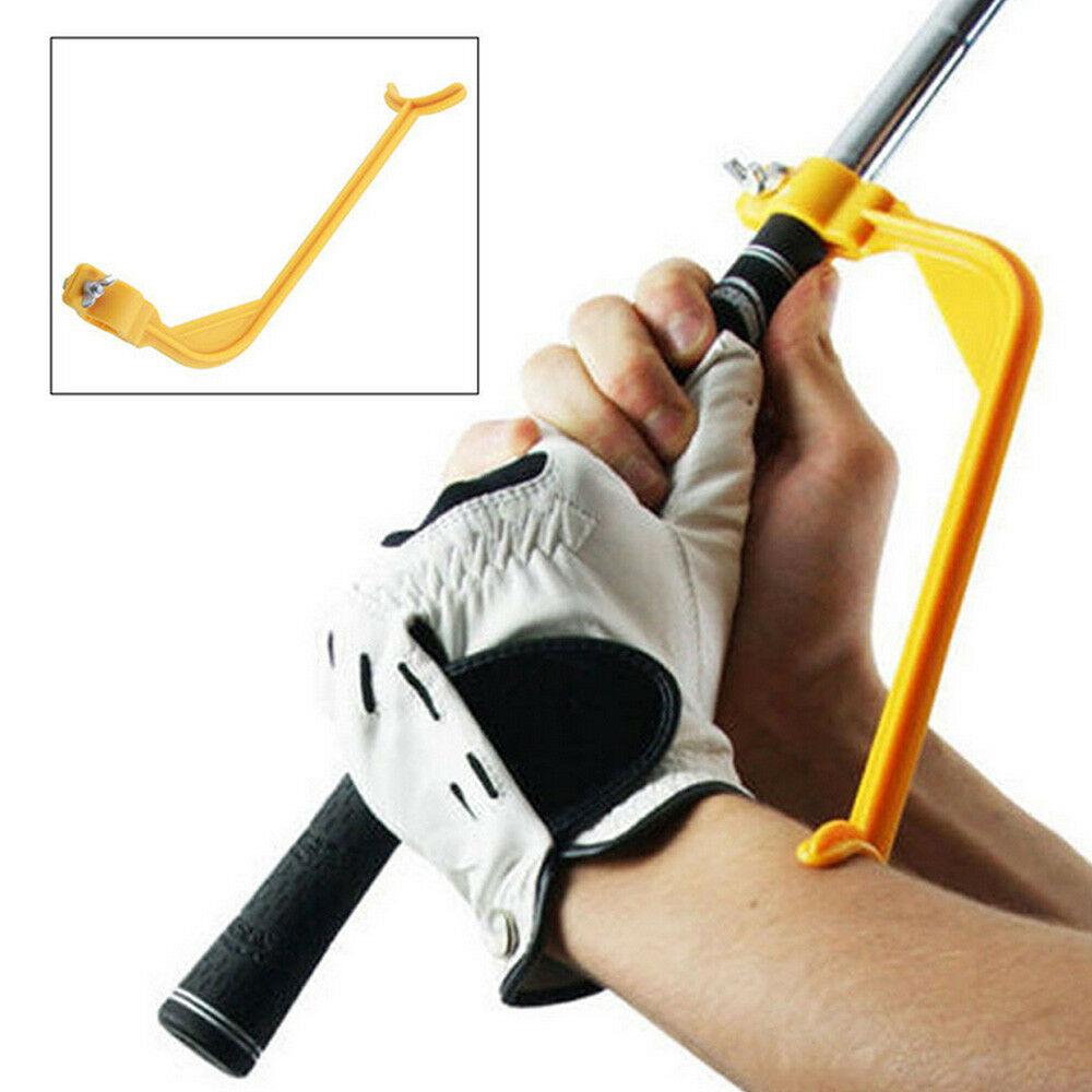 Golf Swing Swinging Training Aid Tool Trainer Wrist Control Gesture