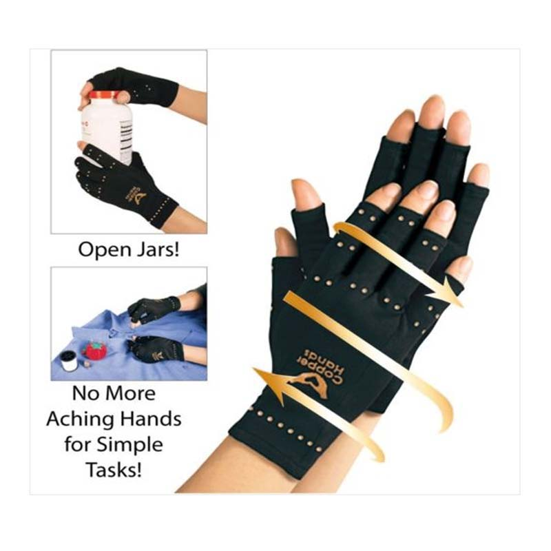 Arthritis Gloves Compression Therapy