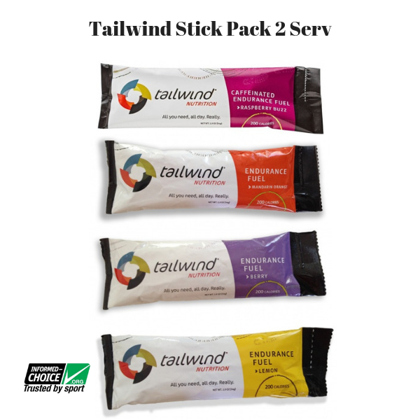 Tailwind 2 Serving Stickpacks x 12