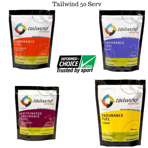 Tailwind Nutrition Multiserving 50 Serv