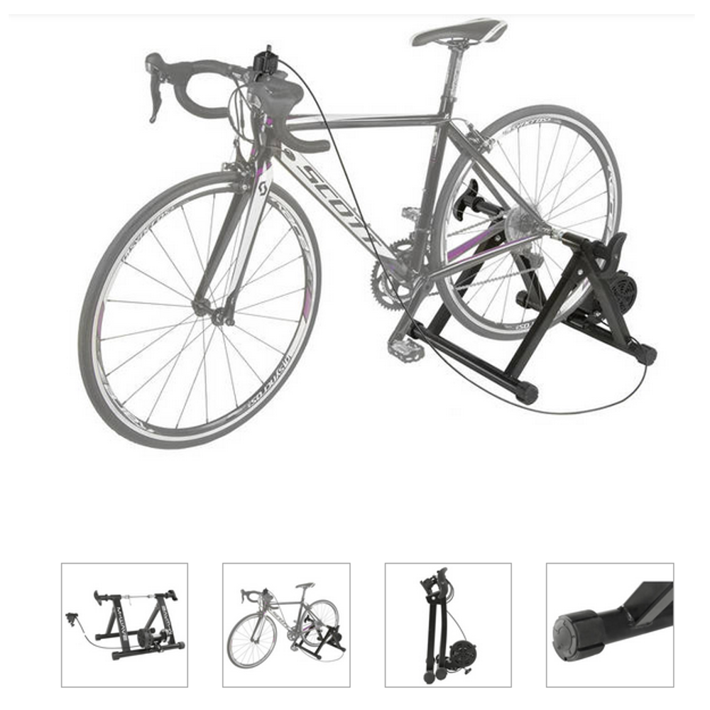 10 Roll Exercise Turbo Trainer