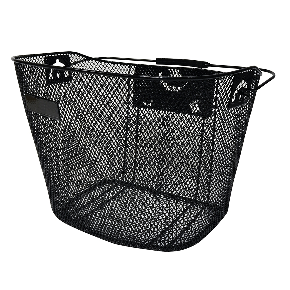 Wire Front Basket Quick Release
