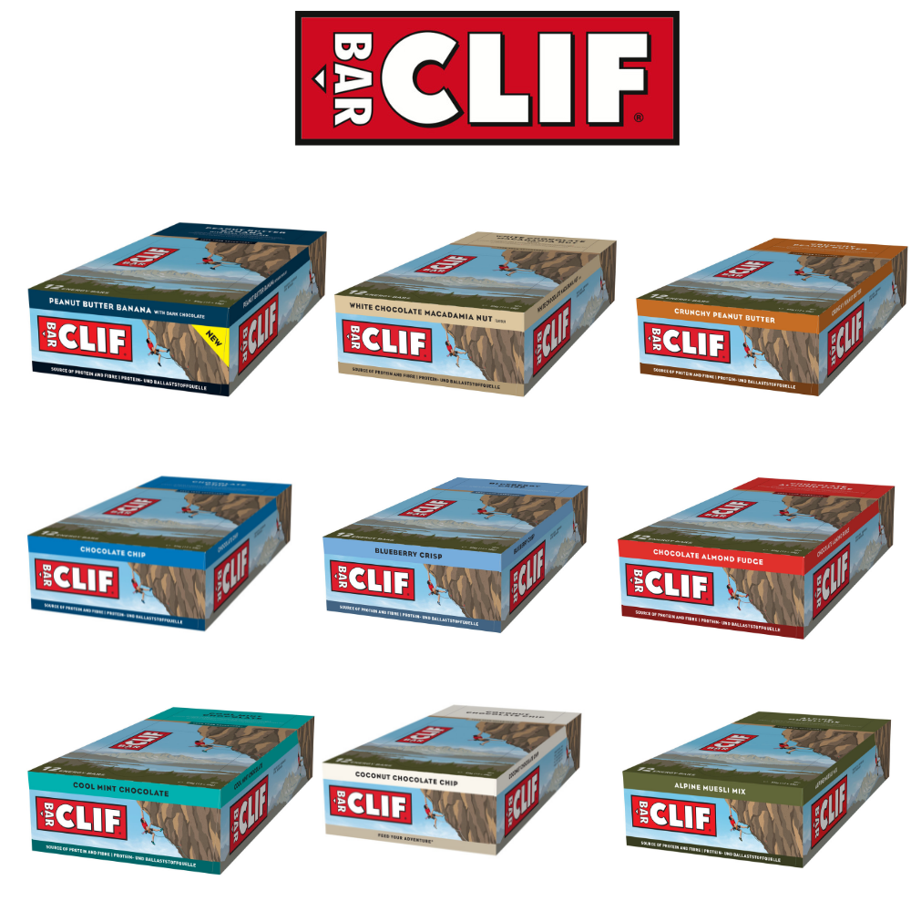 Clif Bar x 12 x 65g