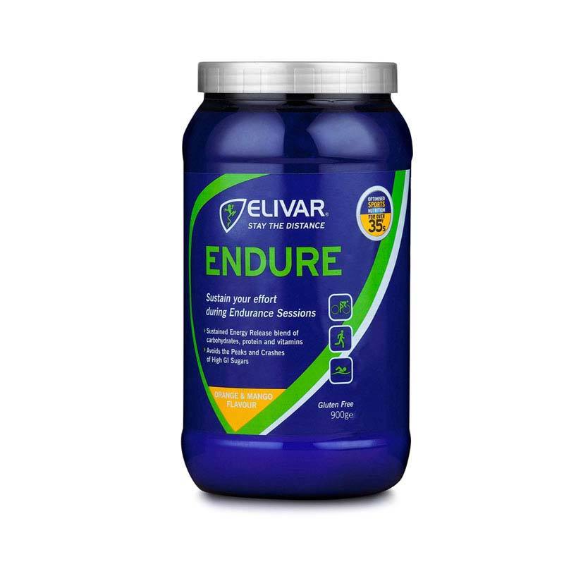 Elivar Endure Mango and Orange 900g