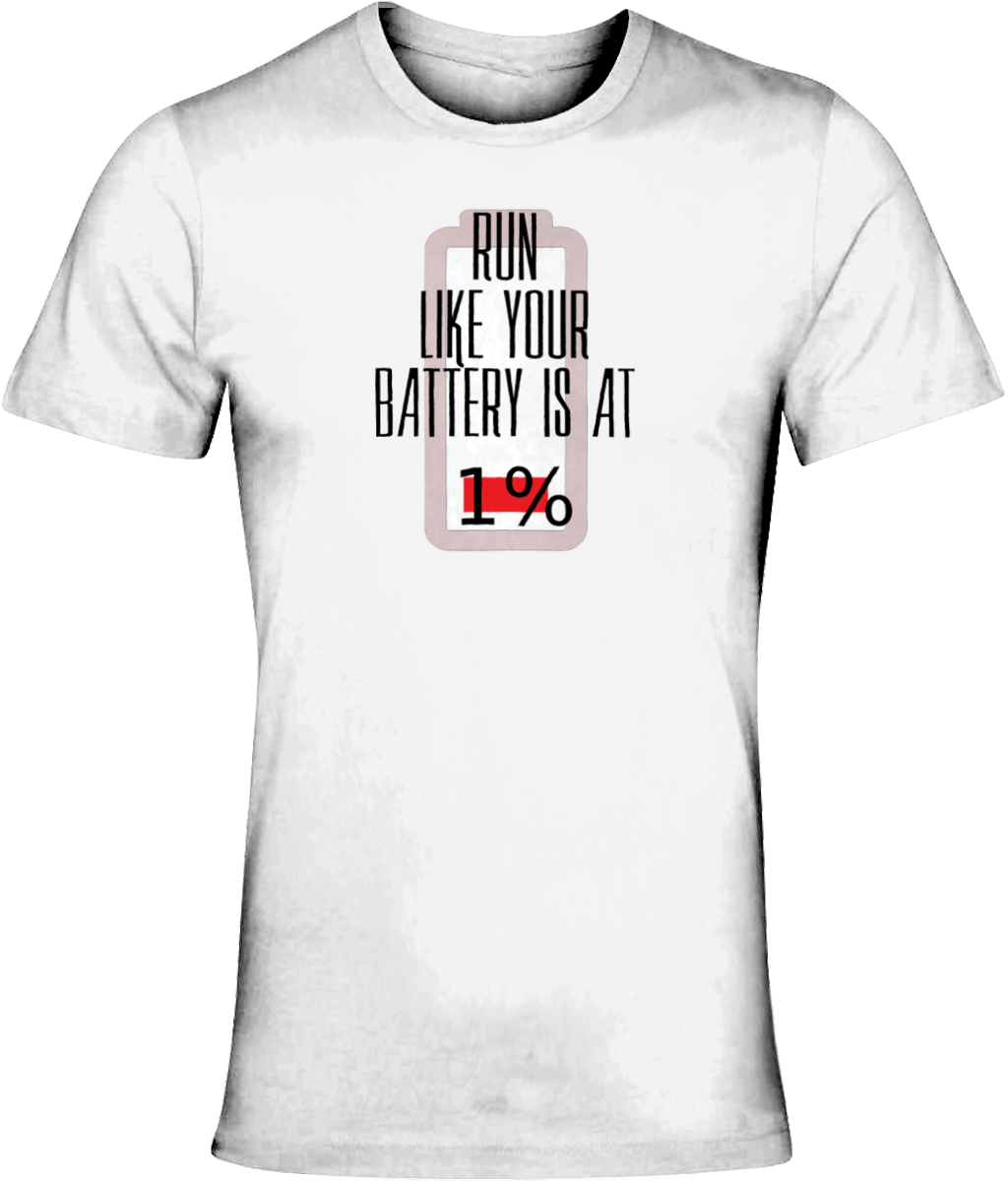 Battery Low T Shirt