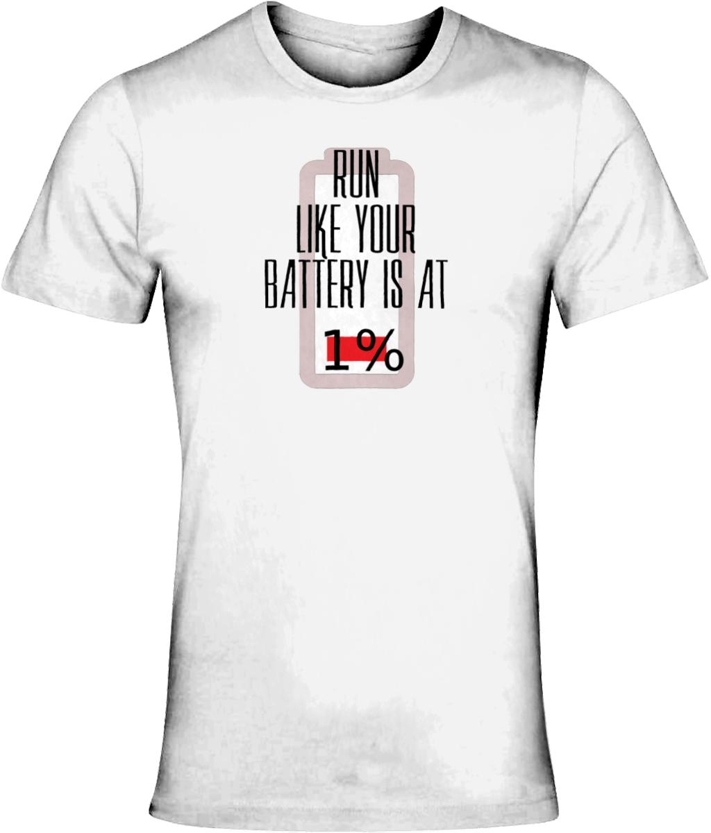 Battery Low T Shirt