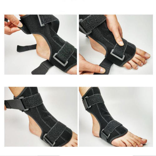 Breathable Foot Splint Foot Orthosis Brace Pain Relief