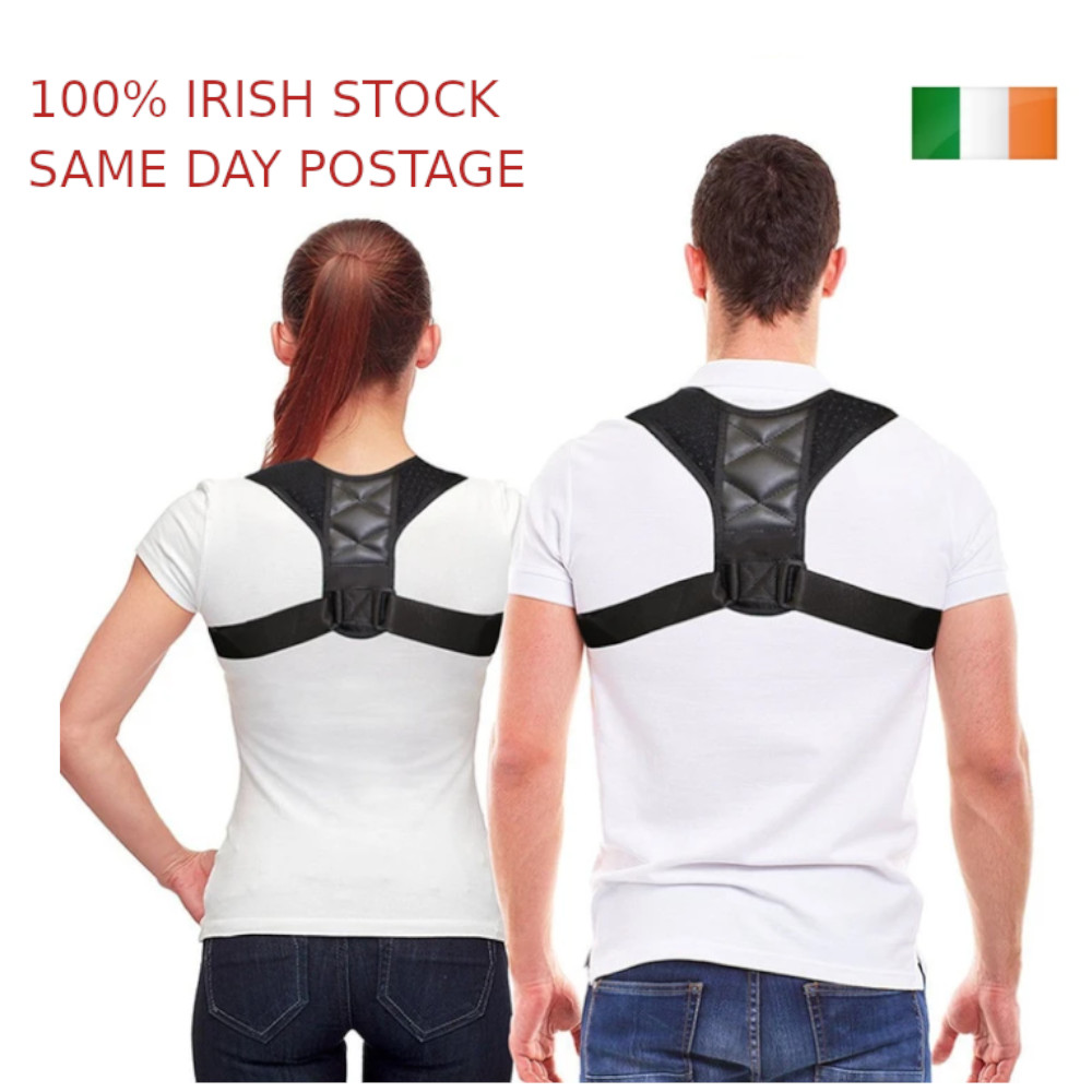 Back Shoulder Posture Corrector Belt