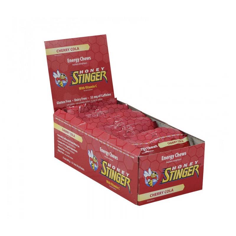 Organic Energy Chews Cherry Cola x 12