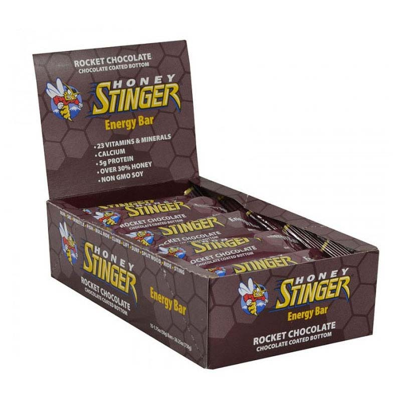 Stinger Energy Bar Rocket Chocolate x 15