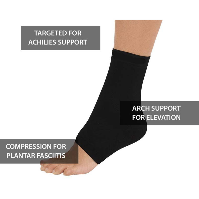 Ankle Compression Sleeve Pain Relief