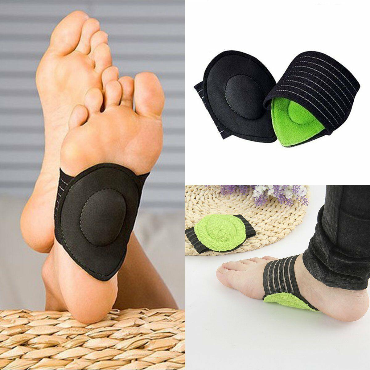1 x Pair Plantar Cushion Fasciitis Aid Fallen Arches Heel Pain Relief Reviews
