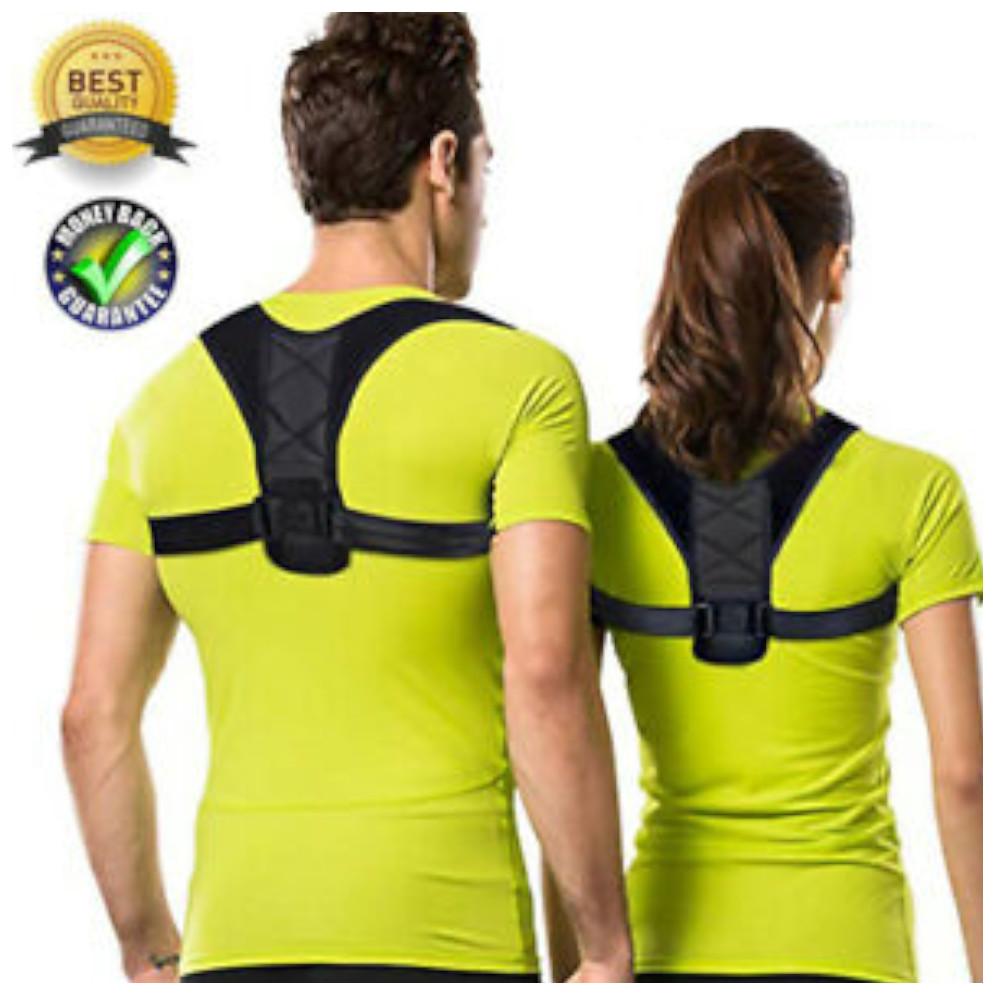 Back Shoulder Posture Corrector Belt Reviews