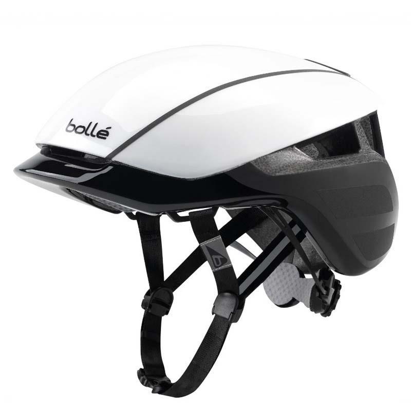 Bolle Messenger Premium Hi-Vis Cycling Helmet