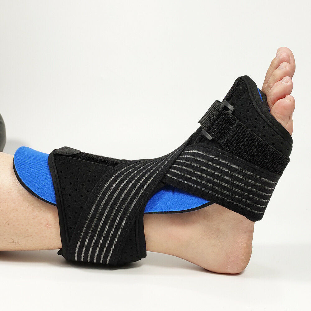 Breathable Foot Splint Foot Orthosis Brace Pain Relief Reviews