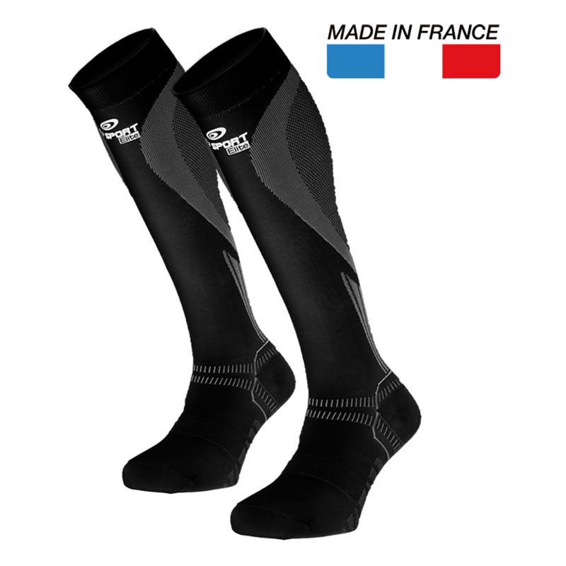 BV Pro Recovery Socks Black Elite