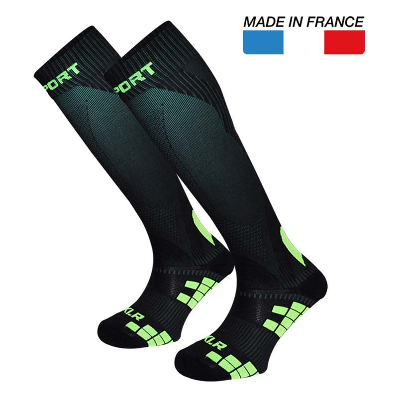 XLR Multi Sock Green Black
