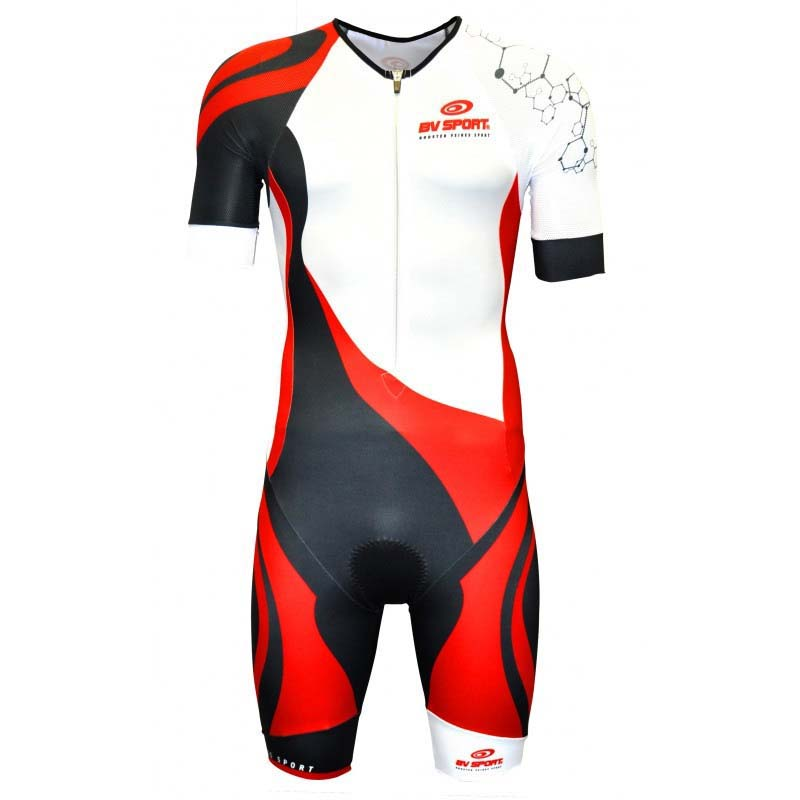 BV Triathlon Suit 3X200 White