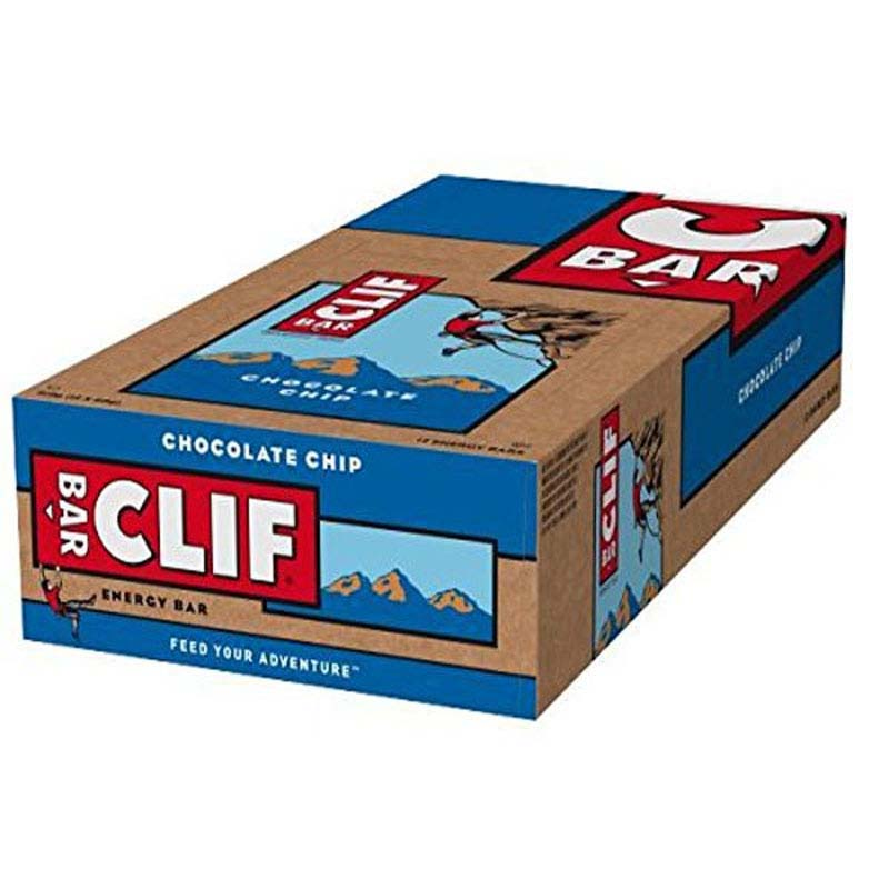 Clif Bar Chocolate Chip x 12