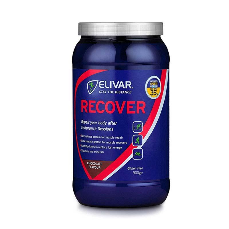 Elivar Recover Chocolate 900g