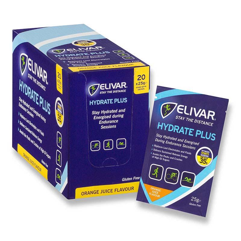 Elivar HydratePlus Orange Juice x 20