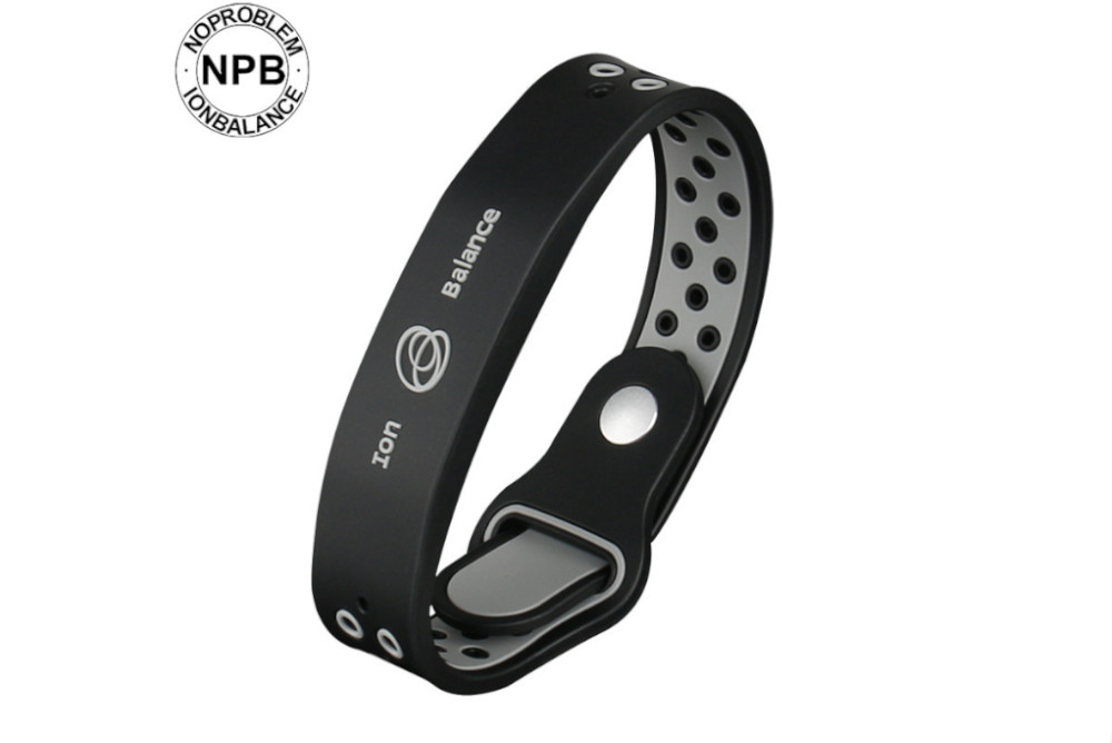 Offical Antifatigue Power Fitness Sports Ions Balance Wristband Braclet Ireland