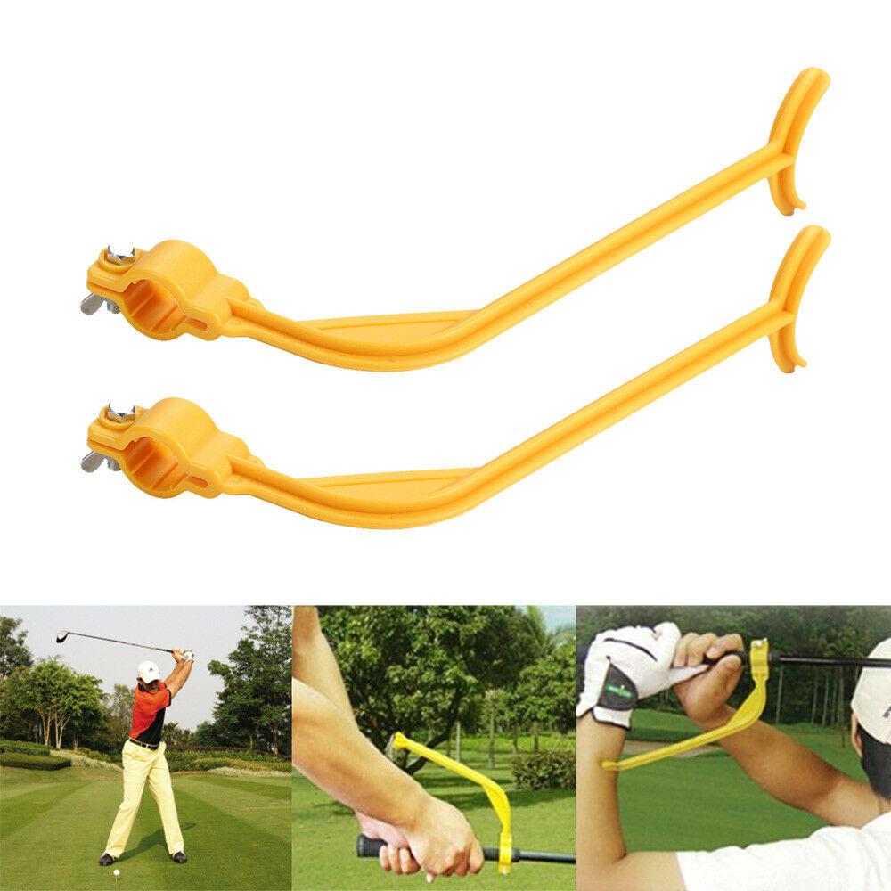 Golf Swing Swinging Training Aid Tool Trainer Wrist Control Gesture Reviews