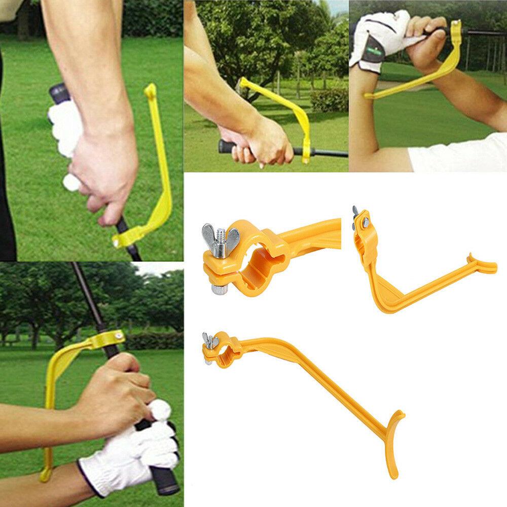 Golf Swing Swinging Training Aid Tool Trainer Wrist Control Gesture Ireland