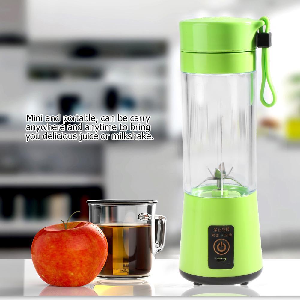 Buy 1× Portable USB Electric Fruit Juicer Maker Blender Juice Smoothie Shaker Bottle Ireland