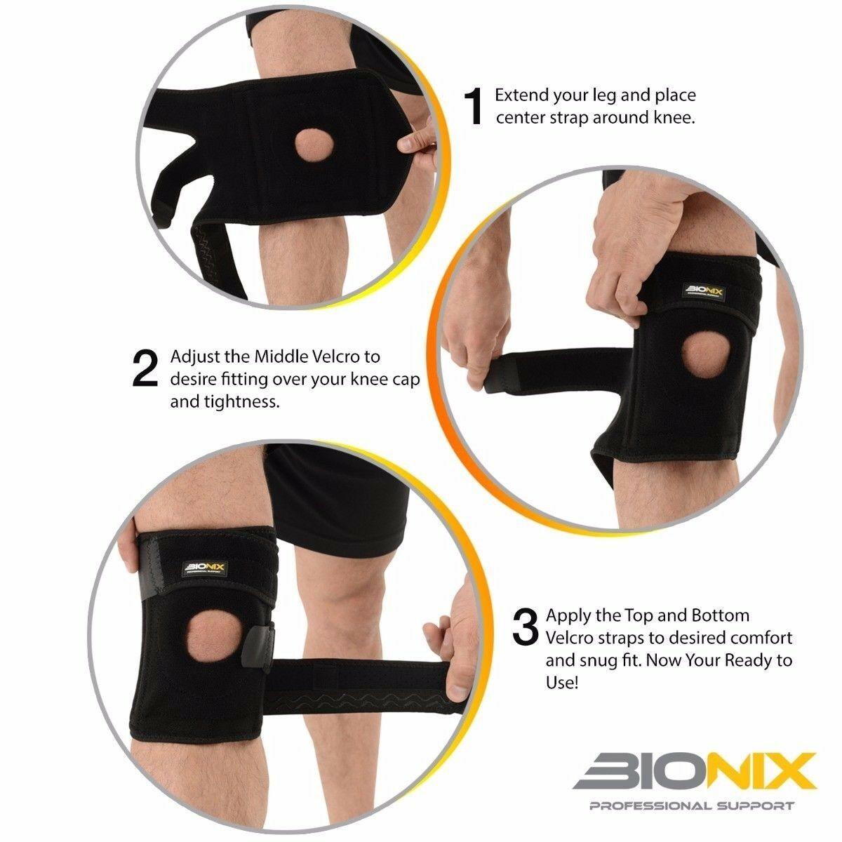 Patella Knee Support Tendon Neoprene Brace Strap Reviews