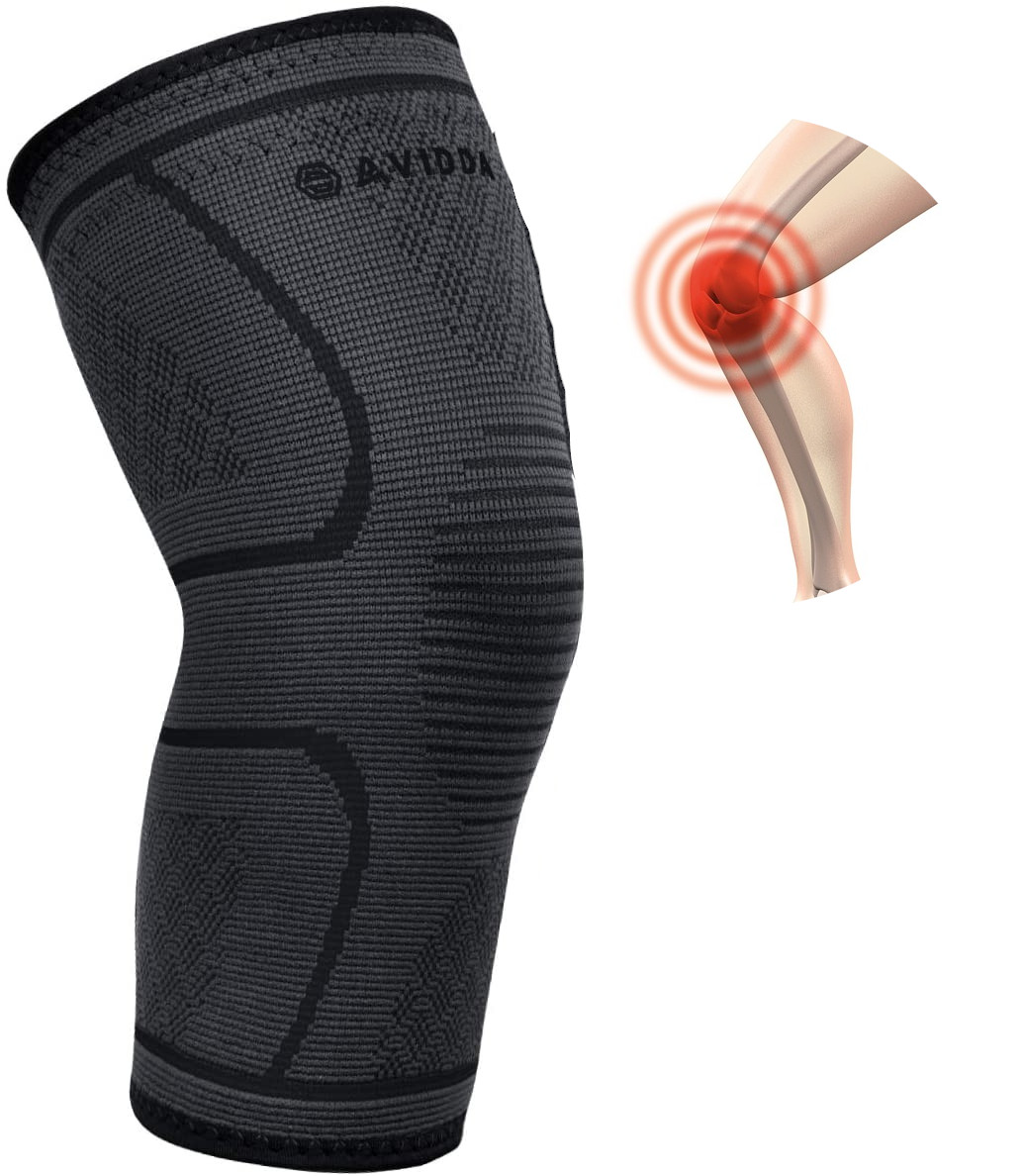 Knee Support Brace Compression Knee Sleeve