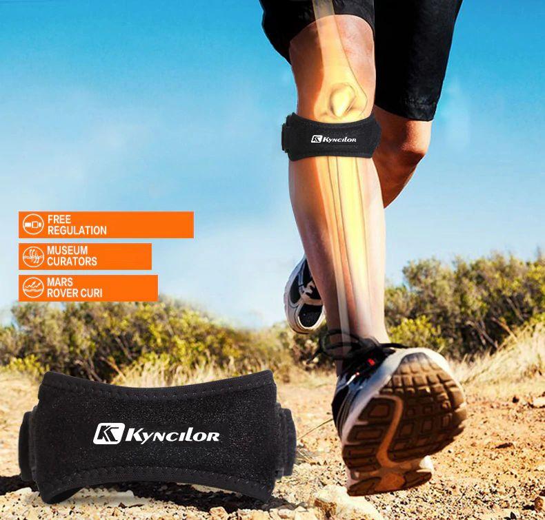 Knee Patella Jumper Runner Strap
