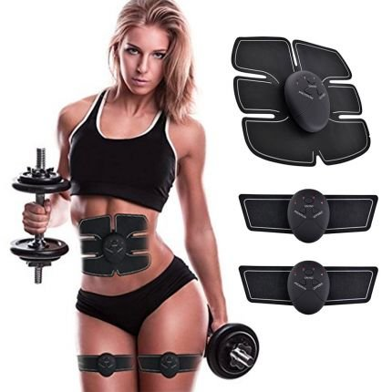 EMS Wireless Muscle Stimulator Electric Smart Fitness Body Trainer  Reviews
