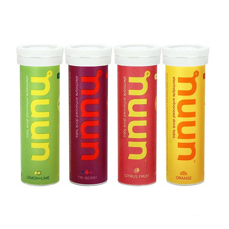 Nuun Active Hydration Tri-Berry 4 x 10