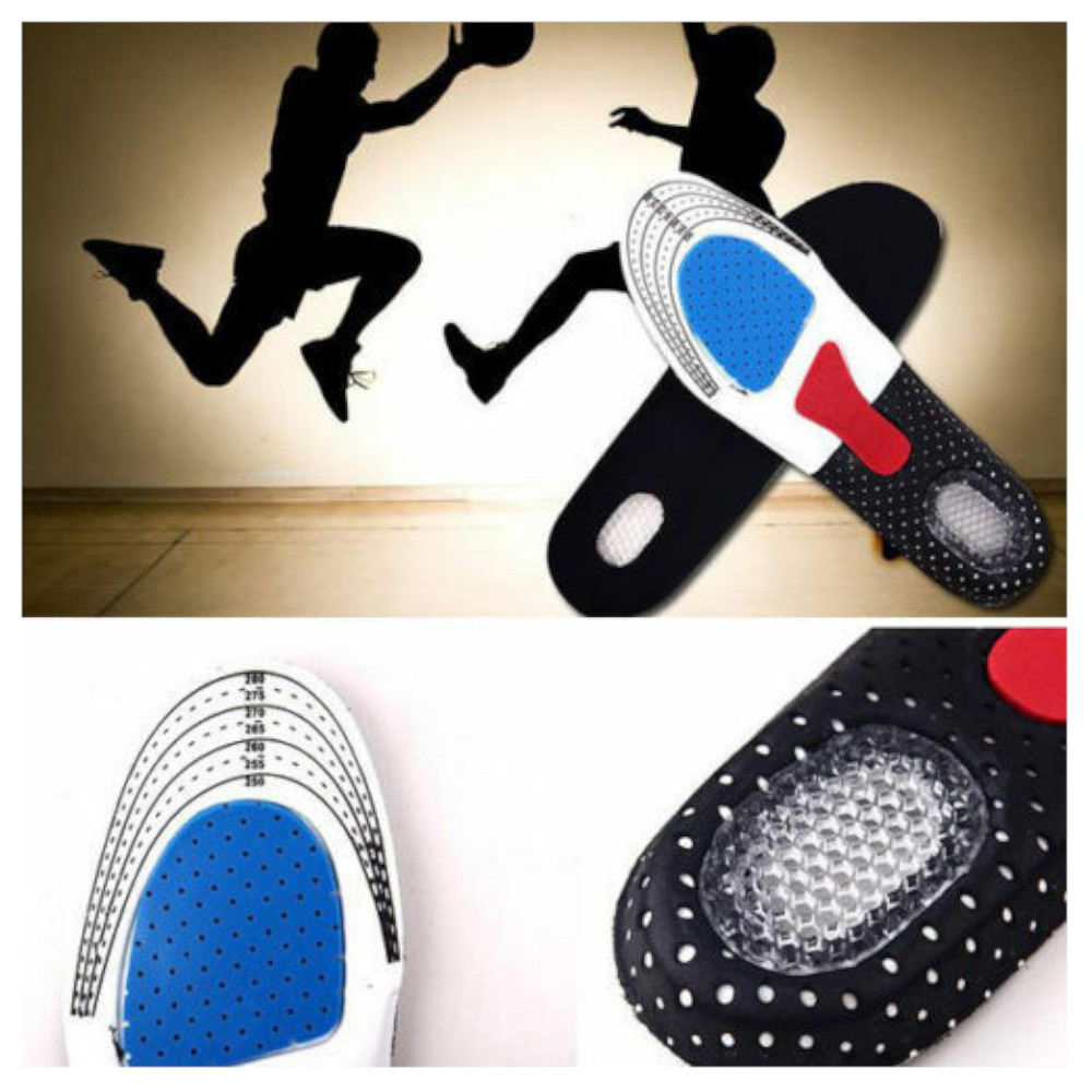 Best  Orthotic Arch Shoe Pad Gel Insoles