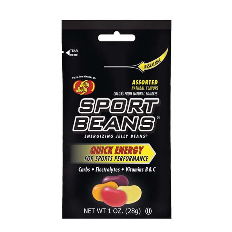 Sports Bean Fruit Assorted x 24