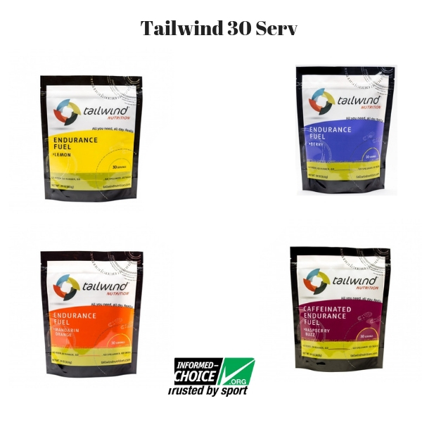 Tailwind Nutrition Multiserving 30 Serv