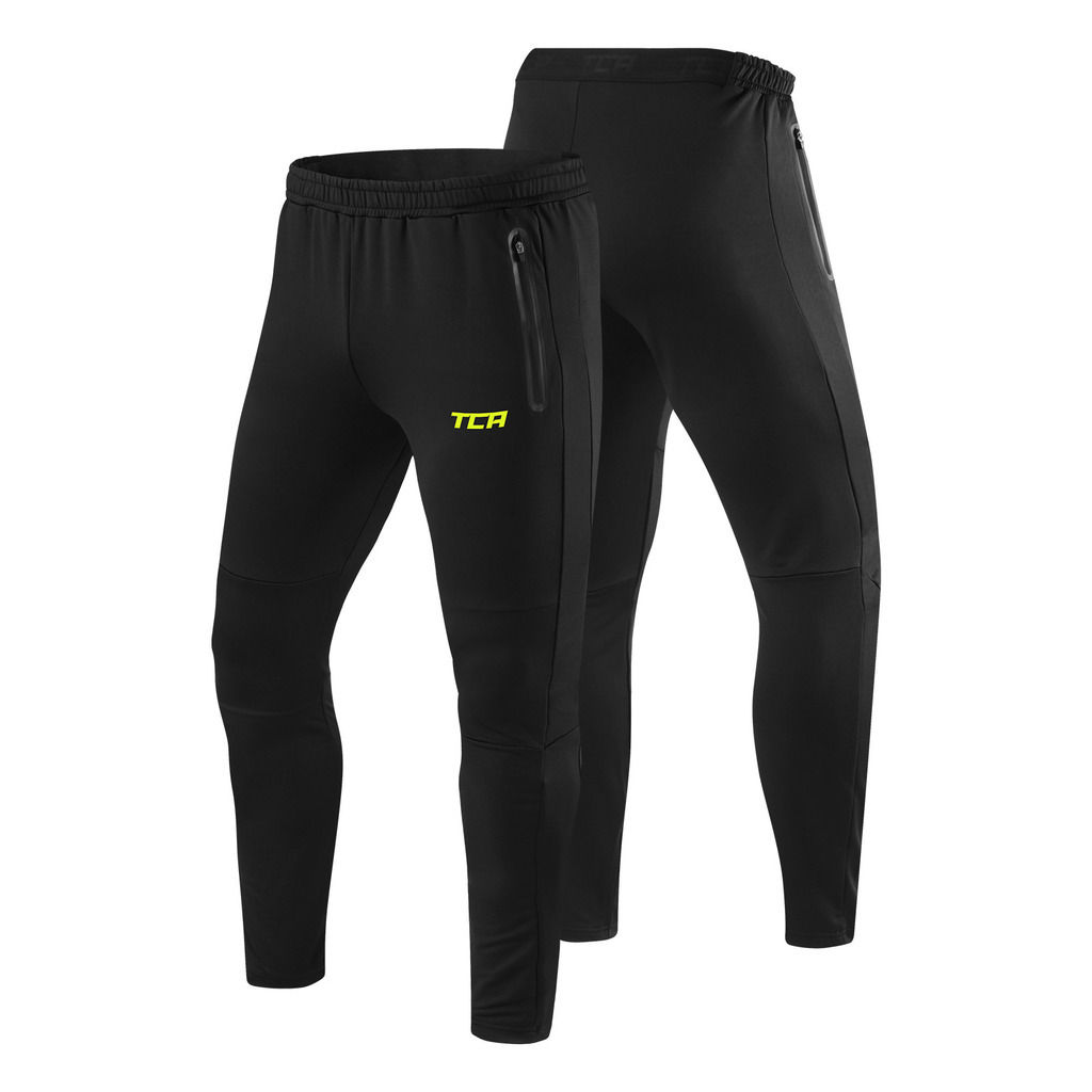 TCA Mens Tracksuit Bottoms Rapid Tapered Running Joggers Gym wear Reviews