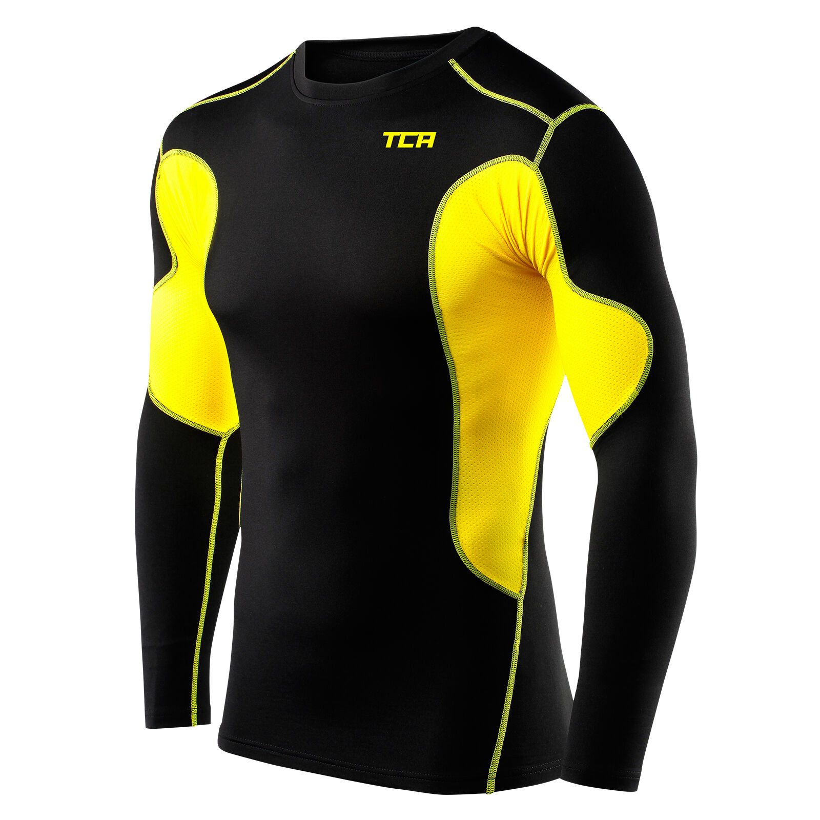 Buy Mens TCA SuperThermal Compression Armour Base Layer Top Under Shirt Skins Ireland