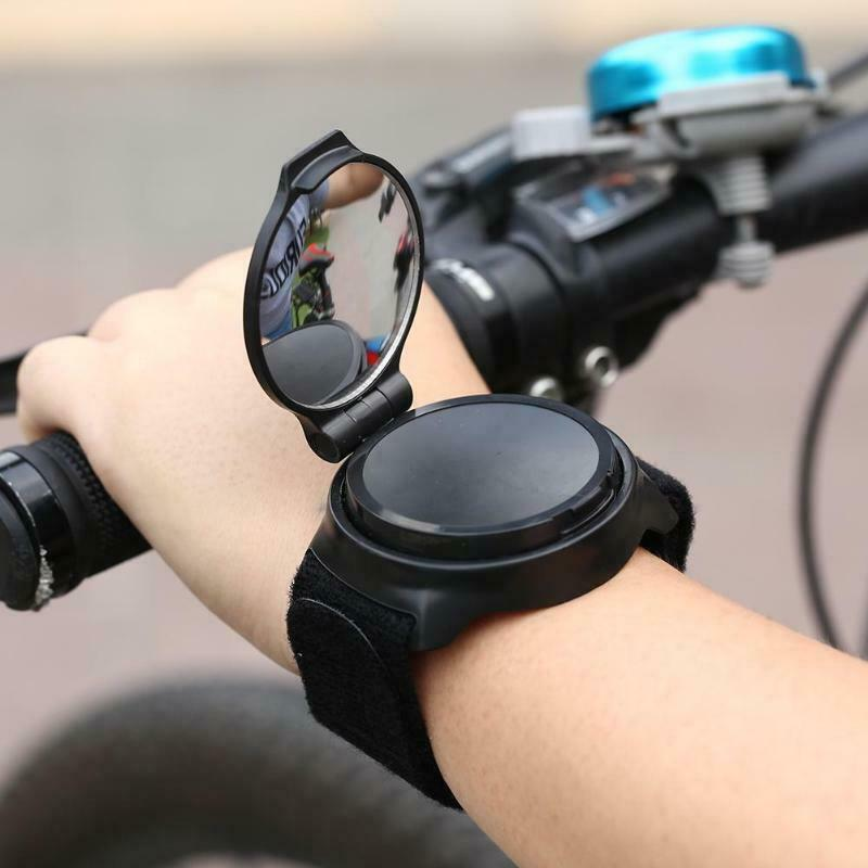 Buy Wide Angle Cycling Bicycle Bike Rear View Mirror Wrist Ireland