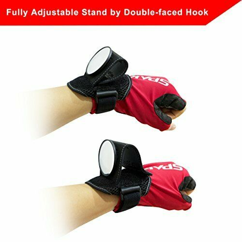 Wide Angle Cycling Bicycle Bike Rear View Mirror Wrist Reviews