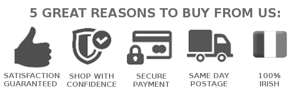 5 Reasons to shop with us